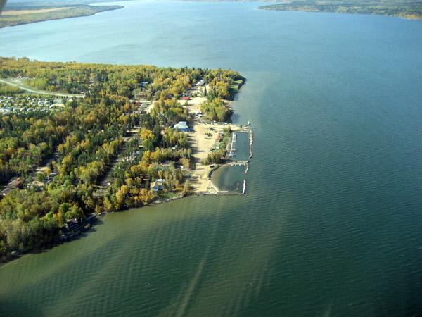 Lake Tobin